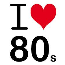 I love the 80´s